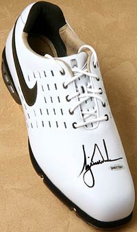 Tiger Woods Nike Shoes